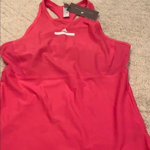 Tennis Tank or work out top .... pink